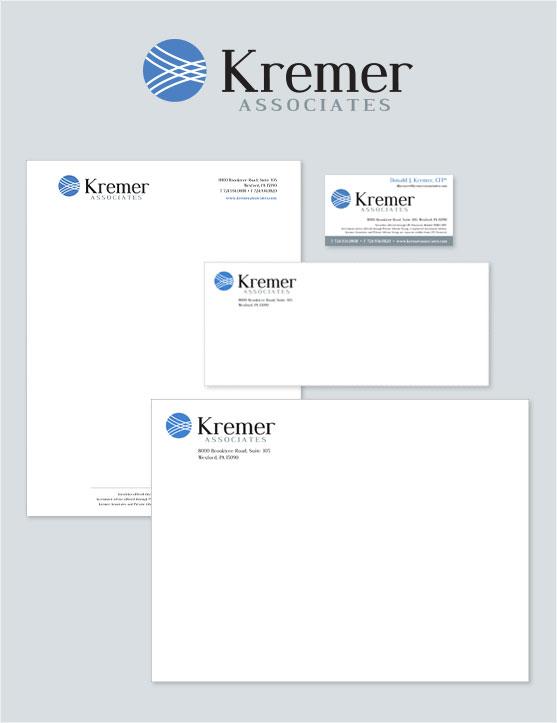 Branding: Logos & Stationery Portfolio Example 1 - P Green Design