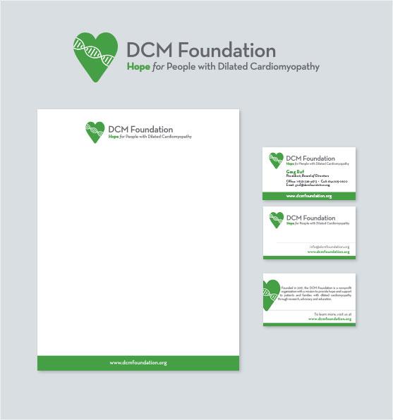 Branding: Logos & Stationery Portfolio Example 4 - P Green Design