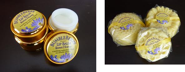 Packaging Portfolio Example 3 - P Green Design