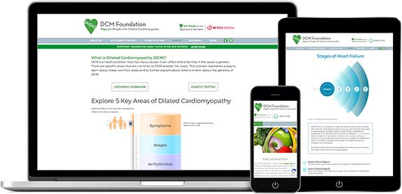 Websites Portfolio Example 2 - P Green Design